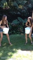 Because it's hard enough to walk around WITHOUT water all over the ground: | 21 Reasons Why The Ice Bucket Challenge Needs To End Right Now