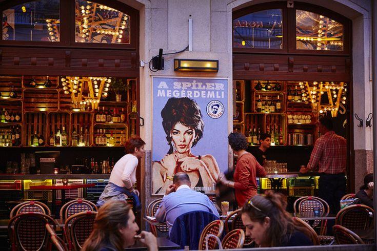 Lo street food di Budapest