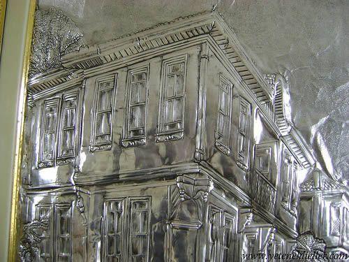 Alüminyum Kabartma | Türk el sanatları ve hobiler