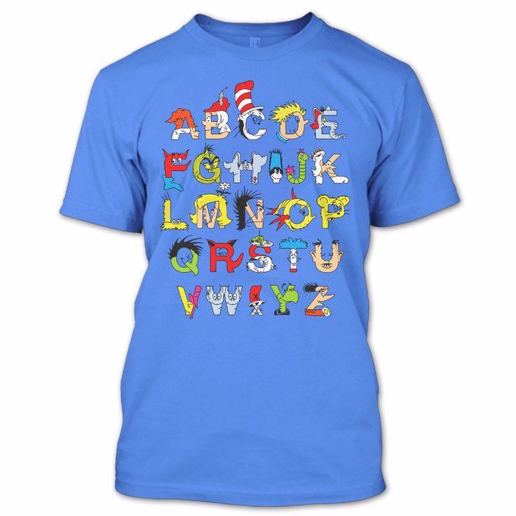 Dr. Seuss T Shirt, American writer T Shirt, The Cat in the Hat T Shirt, Dr. Seuss Books T Shirt, Read Across America T Shirt, Read Across America Day T Shirt, Teacher Shirts, Happy Read Across America Day 2017 T Shirt