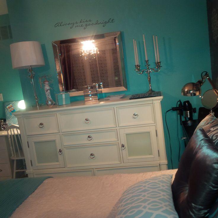 Tiffany U0026 Co. Inspired Bedroom Part 55