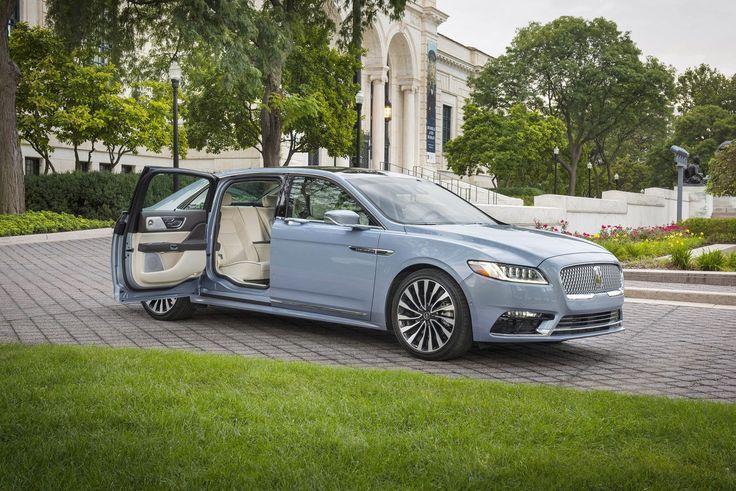 2020 Lincoln Continental Concept in 2020 Lincoln
