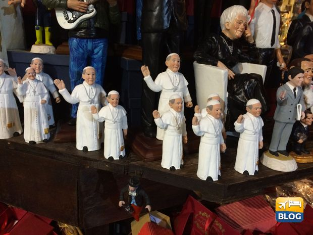 Pastori a San Gregorio Armeno