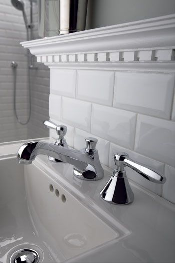 Maybe for the master??  GROHE Somerset 3-hole Bathroom Faucet