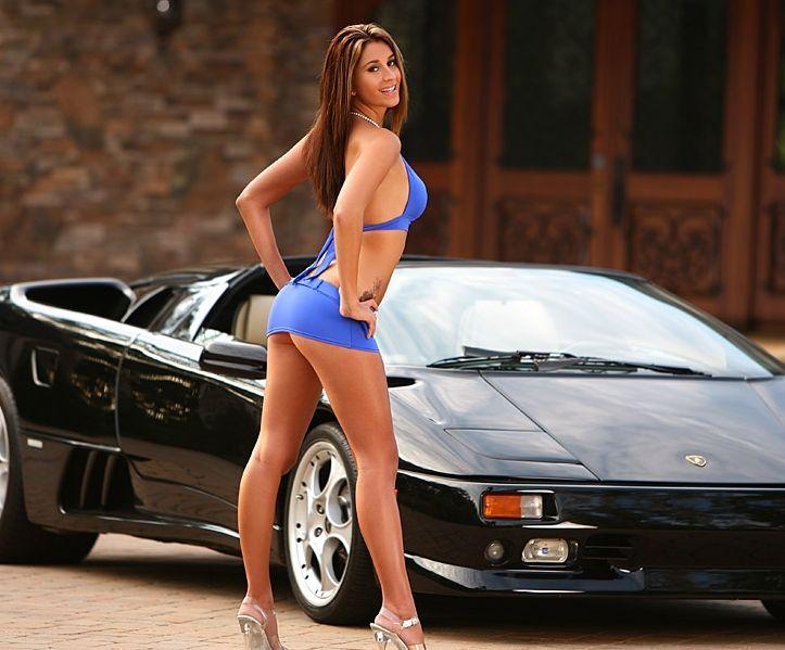 All Sexy Girls and Cars에 있는 Santana님의 핀 | Pinterest