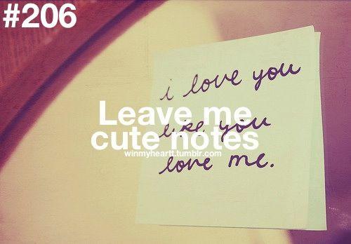 Oh my god. I love notes