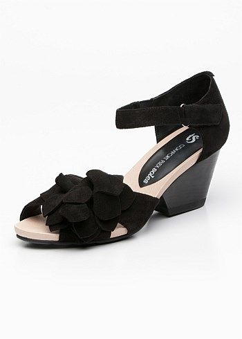 #TS14+ Hawaiian Wedge #plussize #curvy #footwear