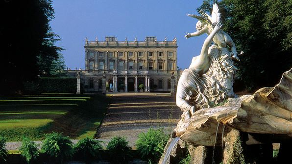Cliveden House in Berkshire, England: Photo