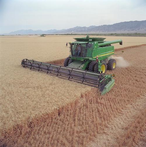 «Большие данные» в битве за урожай