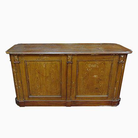 Schwedische Theke Aus Holz, 1920er Jetzt Bestellen Unter:  Https://moebel.ladendirekt.de/kueche Und Esszimmer/bar Moebel/tresen Und Theken/?uidu003d377d3b87 3c75  ...