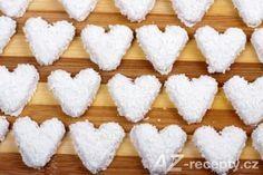 Vánoční cukroví s kokosem