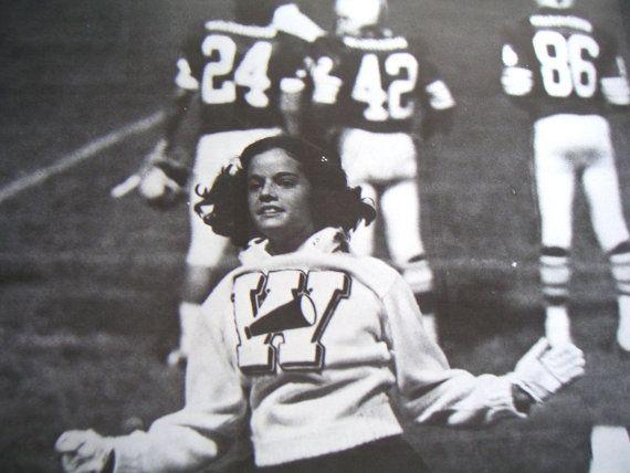Vintage Yearbook Wakefield High School Arlington Virginia Strarstone 1974 Memory Lane