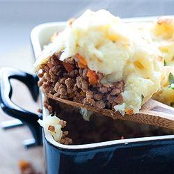 Zapiekanka z wołowiną i ziemniakami czyli Cottage pie