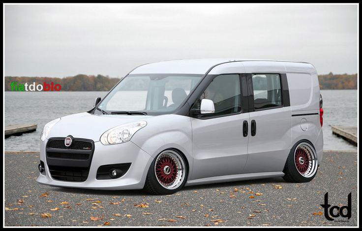 Fiat Doblo Modified  http://www.carsymbols.net/fiat-doblo-modified/ Car Symbols