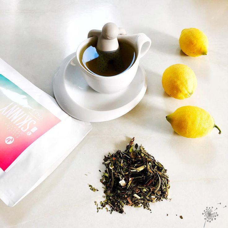 Τσάι Skinny Detox ~ Πλούσιο σε κατεχίνες και ισχυρά αντιοξειδωτικά συστατικά, που επιταχύνουν το μεταβολισμό μας και ενισχύουν την καύση…