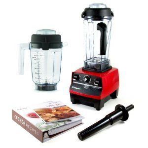#Blender. Perform any task, from blending smoothies to creating homemade flour, with this bundle from Vitamix. This set includes a Vitamix CIA Professional Series blender with Wet container, the Vitamix Eastman Tritan Dry Grains container with blade and two part lid, and two cookbooks.  http://online-super-store.net/amazone/products.php?t=onlinesupe0c3-20&a=B00CDVXT8E