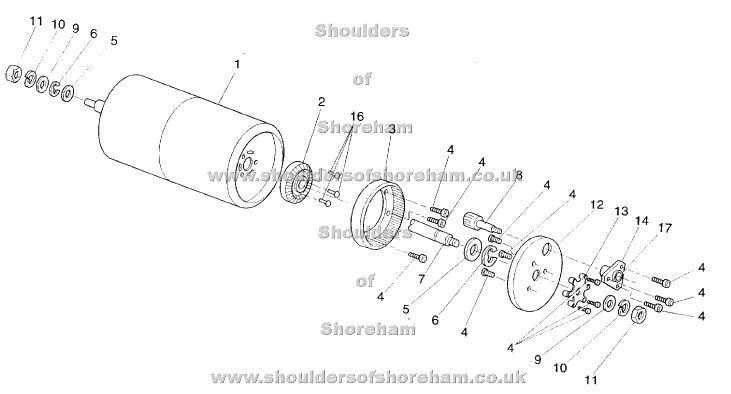 129 best Qualcast lawnmower spares diagrams images on
