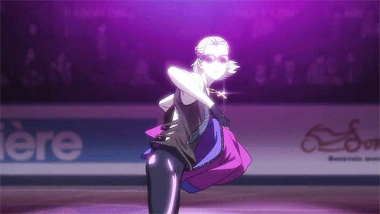 "Yuri Plisetsky GPF in Barcelona EX ""Welcome to The Madness""."
