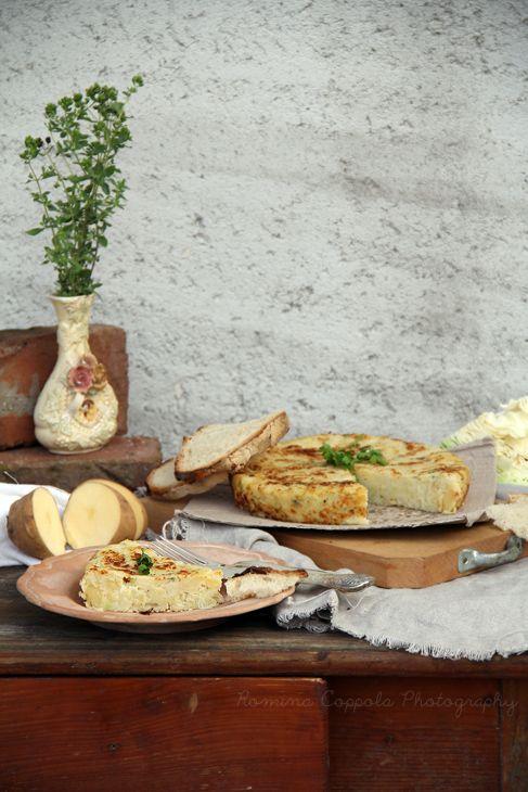 Scalloped potatoes and cabbage | Sugarless