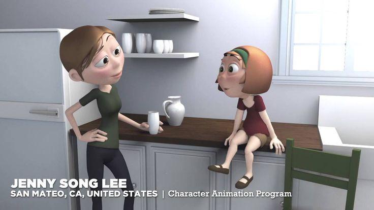3D Animation Student Showcase 2013 | Animation Mentor
