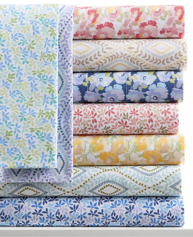 Patterned Bed Sheets Sale