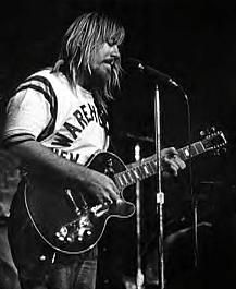 Terry Kath - original guitar, vocals and founding member of Chicago Transit Authority.