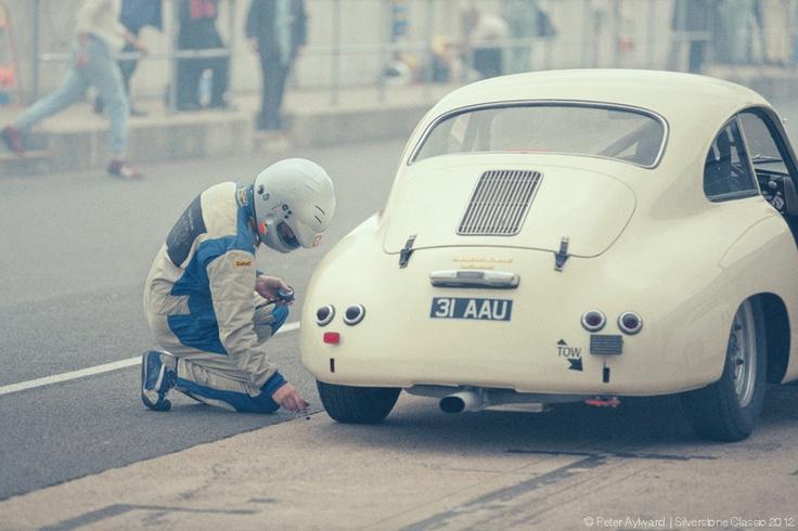 #silverstoneclassic #silverstoneclassic2012 #silverstone #classiccars #cars #vintage #retro #porsche #365