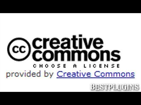 Como registrar tus obras - Creative Commons - musica, texto, imagenes, video, etc... - YouTube
