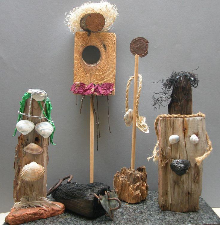 Workshops 'Natuur in de kinderopvang': januari 2011