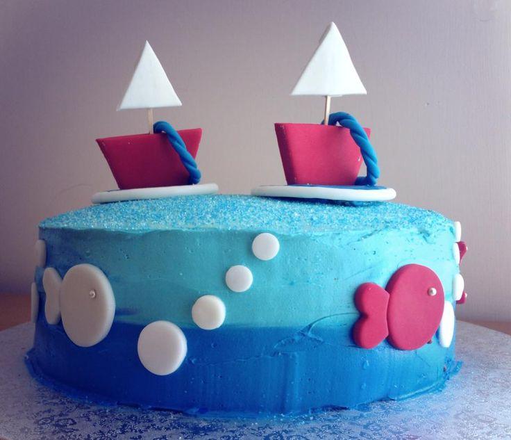 Festa di #compleanno tema #mare