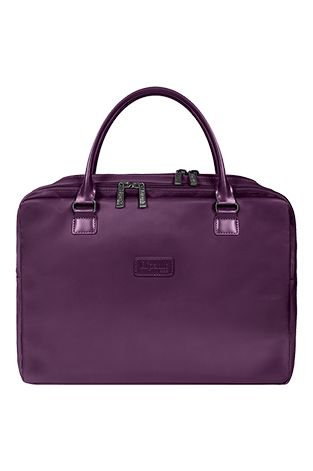 Shop Lipault Lady Plume Ladies' business bag Purple in the official Rolling Luggage Online Store. Discover our vast range of suitcases, laptop bags and other luggage.