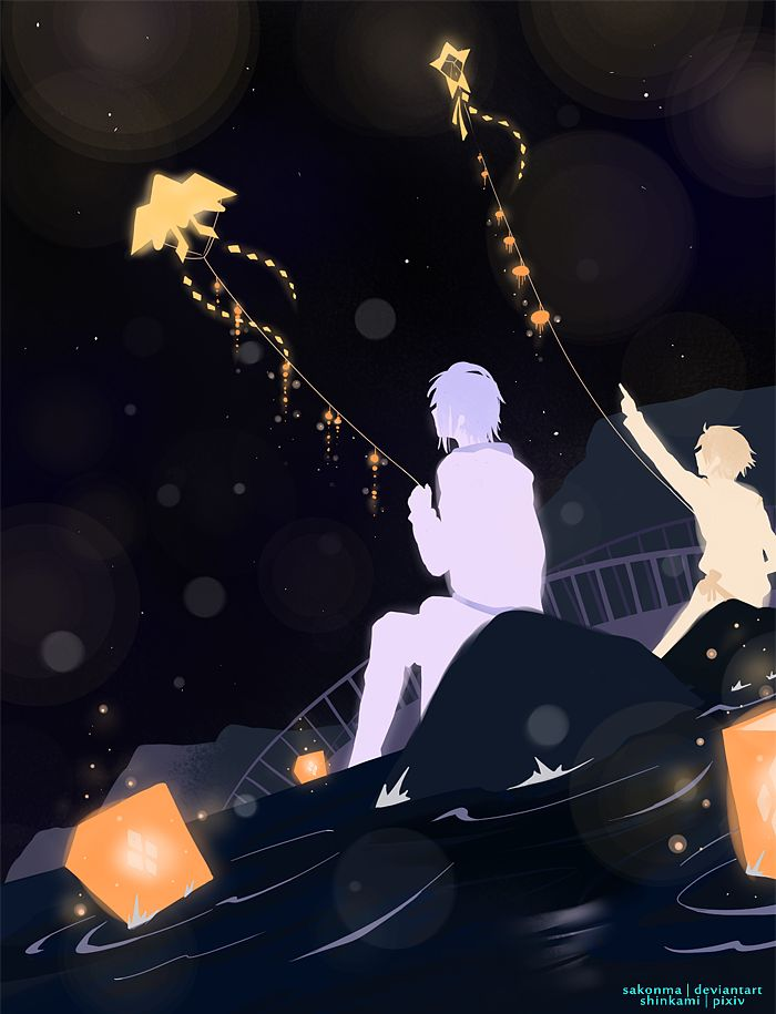 Shinsekai Yori: Comic-strip WIP: Endless by sakonma.deviantart.com on @deviantART
