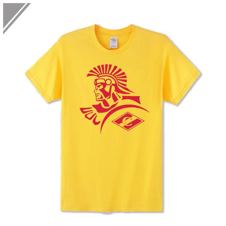 Мужчины мира Spar T AK Москва прин T ED футболка t Короткие рукава 2017 модное летнее платье с круглым вырезом футболка с короткими руками Skullies Топы