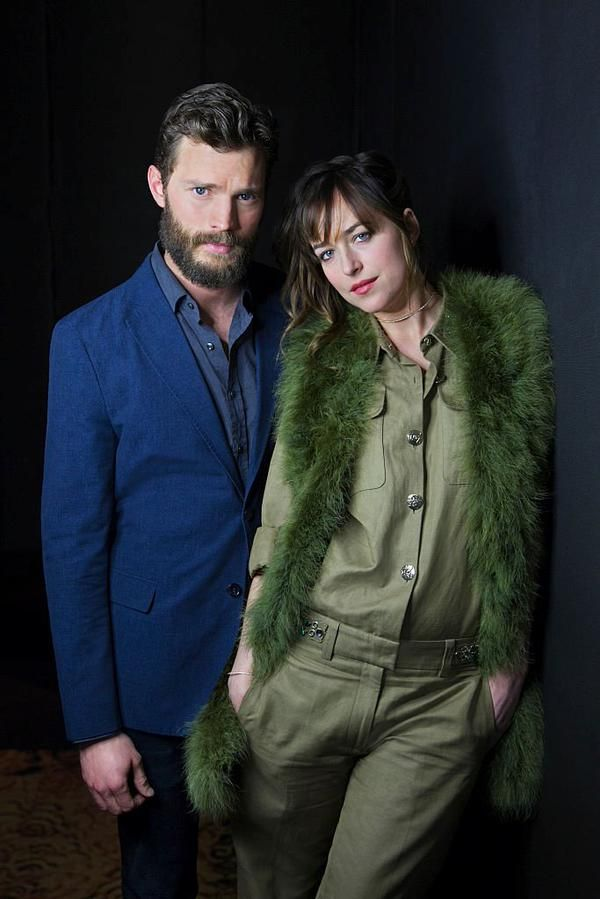 36 best jamie and dakota images on pinterest 50 shades christian jaime dornan dakota johnson photoshoot for usa today fifty shades of grey fandeluxe