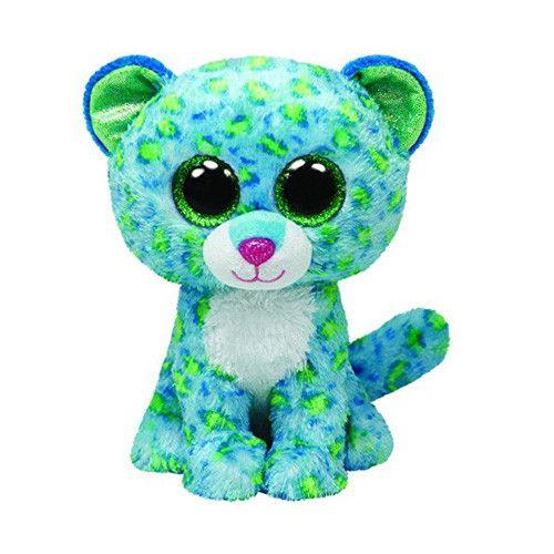 Original Ty Beanie Boos Big Eyes Plush Toy Doll Husky Cat Owl Unicorn TY Baby Kids Gift 10-15 cm
