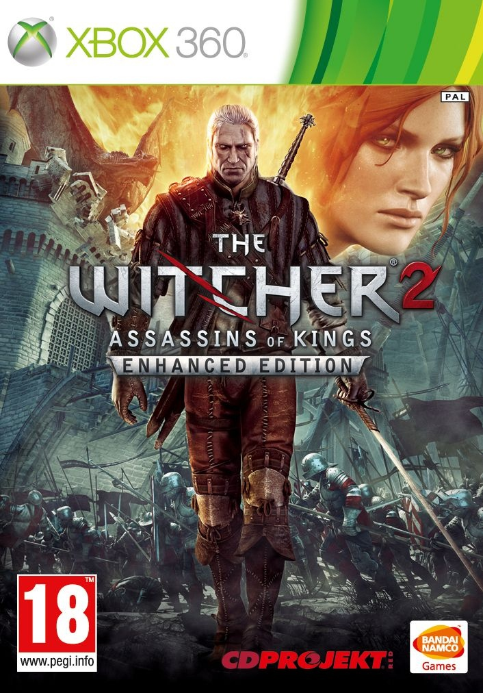 The Witcher 2 : Assassins of Kings - Enhanced Edition-free game with gold for February 2015