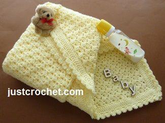 Free baby crochet pattern scooped edge shawl uk