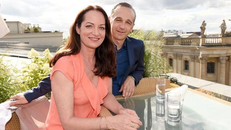 Natalia Wörner und Heiko Maas