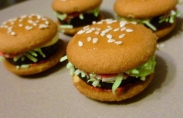 how to make thin hamburger patties