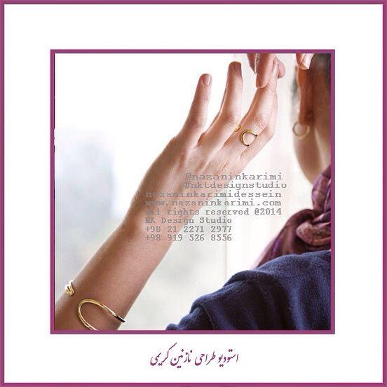 #jewelry #nk #nazaninkarimi #nkdesignstudio #tehran #tabriz #iran #fashion #style  @nazaninkarimi