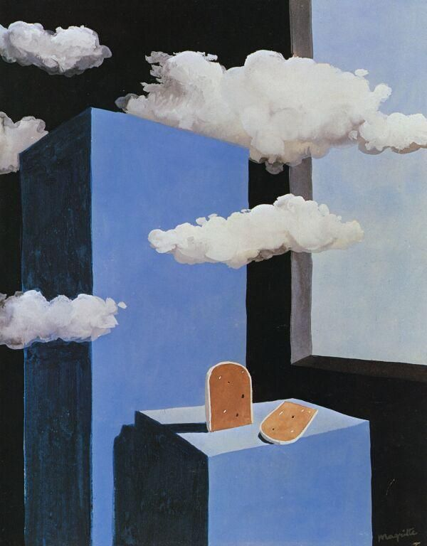 René Magritte - The Poetic World, 1939
