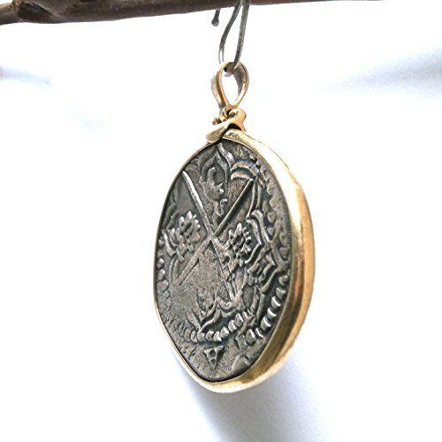 Byzantine Ancient Gold - Silver - Big Pendant Konstantis Jewelry http://www.amazon.com/dp/B00QZF8WMC/ref=cm_sw_r_pi_dp_ANUPub1J8KP7E