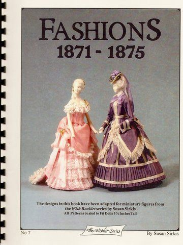 Free Copy of Pattern - made for miniature but can re-size for Barbie.