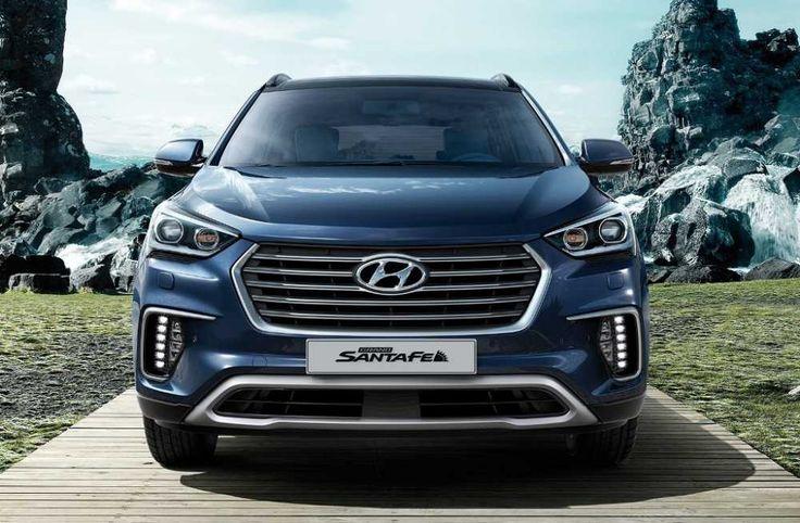 2018-Hyundai-Santa-Fe-front-angle-grille