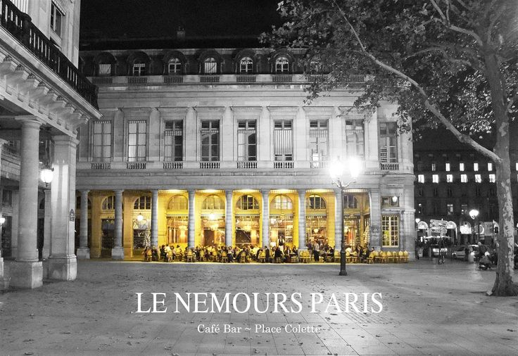 Cafe Nemours Paris Hours