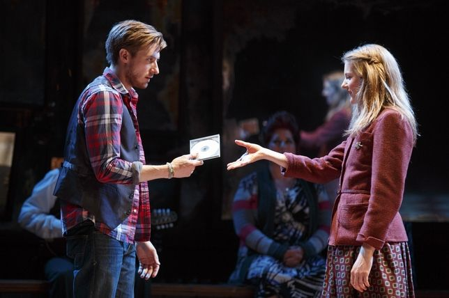 5 Acting Lessons From 'Once' Stars Arthur Darvill and Joanna Christie
