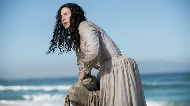 New Still of Caitriona Balfe as Claire Fraser - Outlander_Starz Season 3 Voyager - Episode 311 Uncharted - November 26th, 2017