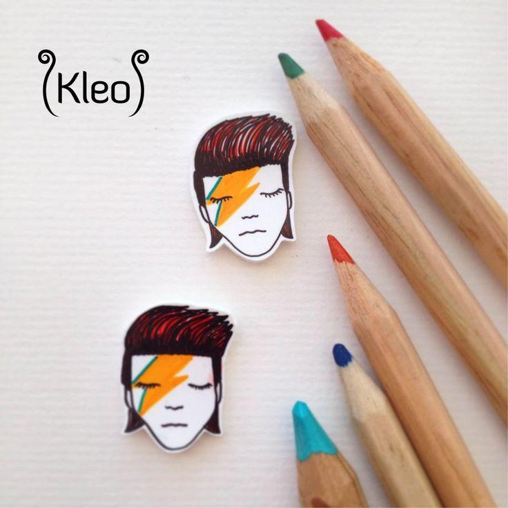Bowie Broş - Broş 324077 | zet.com