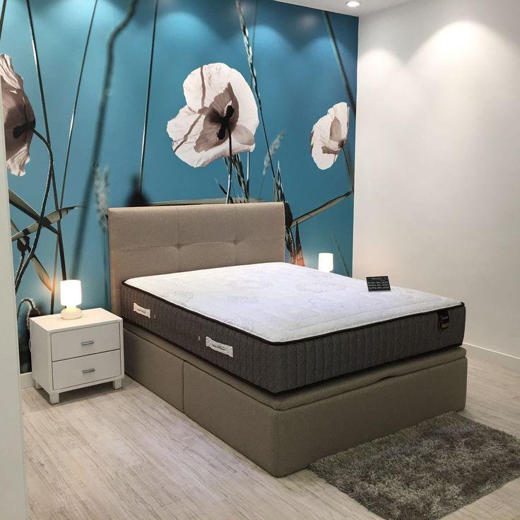 Un rincón donde poder descansar con un colchón de calidad como el Magnum de Colchones Relax  #colchonesaznar