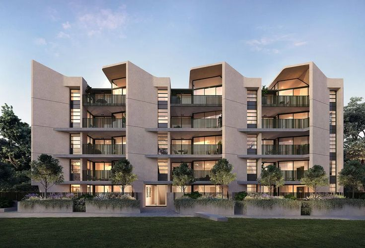 Figtree Pocket Newmarket Smart Design Studio Sydney Architects In 2021 Apartment Architecture Facade Architecture Modern Residential Architecture